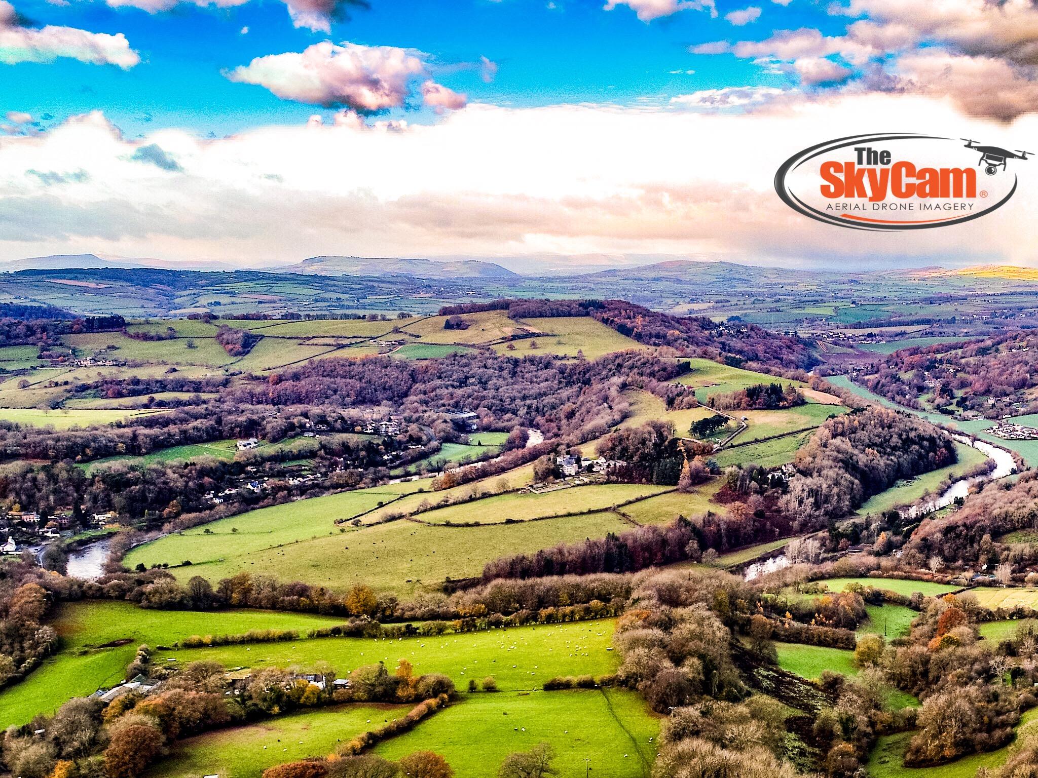 The SkyCam Gloucester & Wye Valley